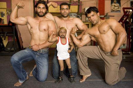 เอดิยา โรมิโอ เดฟ นักกล้ามตัวเล็กที่สุดในโลก เสียชีวิตแล้ว