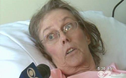 แพทย์มะกันผ่าตัดเนื้องอกหนัก 23 กก. ออกจากท้องหญิง