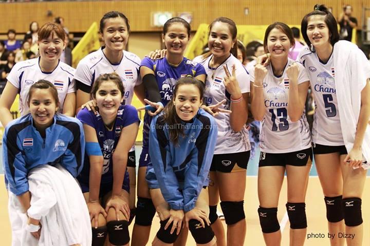 วอลเลย์บอลหญิงไทย จัดชุดใหญ่ ส่งทีมแชมป์เอเชีย ลุยซีเกมส์ 2013