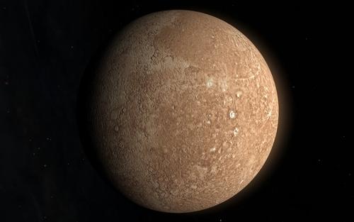 ดาวพุธ (Mercury)