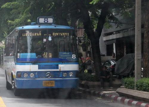 เปิดโผรถเมล์ห่วยสุดแห่งปี 2556