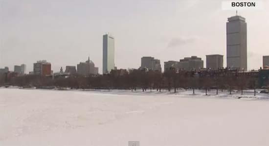 สหรัฐฯ หนาวจัดถึงตาย อุณหภูมิต่ำสุด -51 องศา
