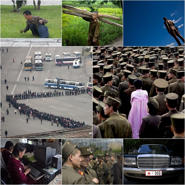 แหวกม่านเหล็กเกาหลีเหนือ ชมภาพต้องห้ามที่ถูกนำมาเผยแพร่