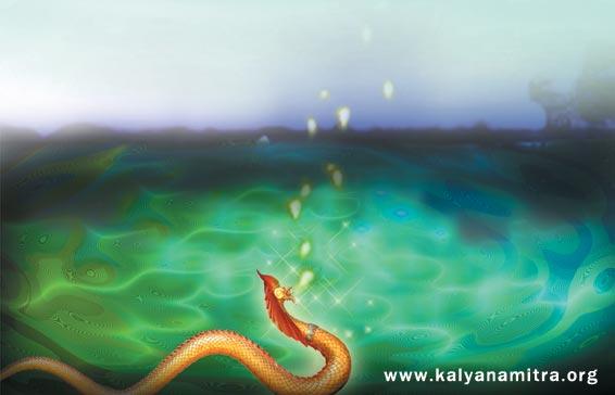 ไทยจีนอินเดีย!!! ตำนานมนุษย์งู 3 ชาติ นาคี นาคิน และนางพญางูขาว