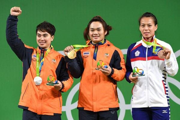 ยกน้ำหนักโอลิมปิก 2016