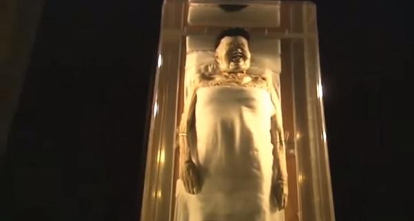 ท่านหญิงซินจุย มัมมี่อายุเก่าแก่กว่า 2,000 ปี