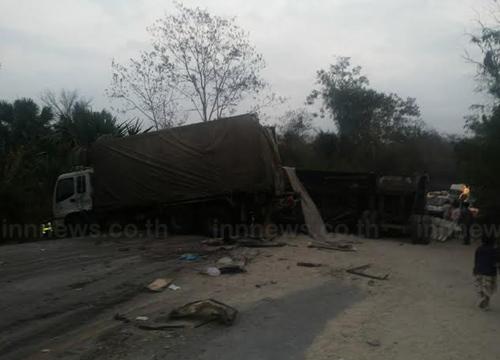 รถทัศนศึกษาโรงเรียนบ้านดงหลบคว่ำ เสียชีวิต 16 ศพ ฌาปนกิจศพ 3 มี.ค.นี้