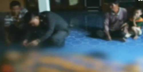 ตำรวจเครียด โดนส่งคุมม็อบปิดกรุงเทพฯ ยิงตัวดับคาห้องนอน