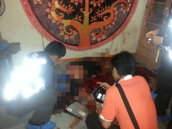 มือฆ่านักร้อง อเวจี โพสต์เฟซบุ๊ก ตั้งใจสังหารคนทำลัทธิซาตานแปดเปื้อน