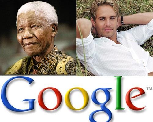 กูเกิลเผย 10 อันดับคำค้นยอดนิยมของโลก ปี 2013