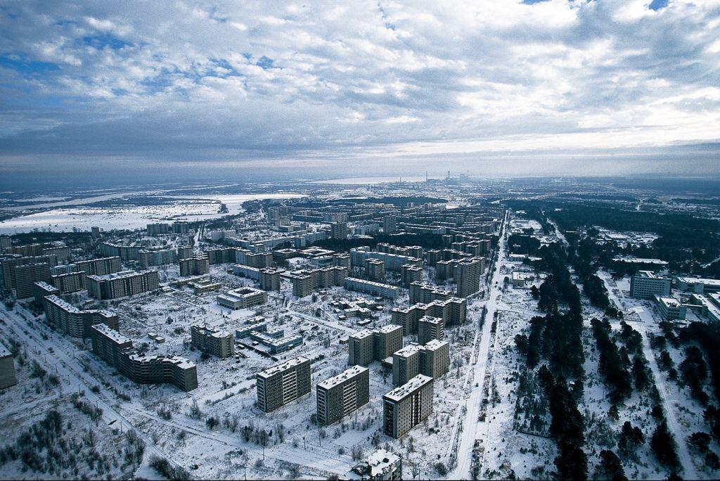 เมืองร้างพริเพียต