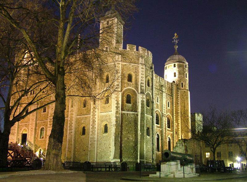 หอคอยลอนดอน แห่งอังกฤษ