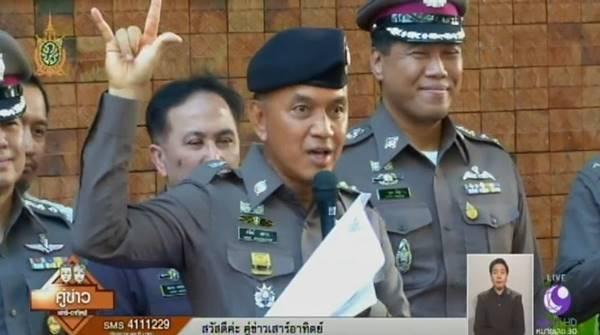 ตำรวจไทยซารางเฮโยดังไกล โซเชียลจีนถูกใจกระหน่ำชม น่ารักอะ