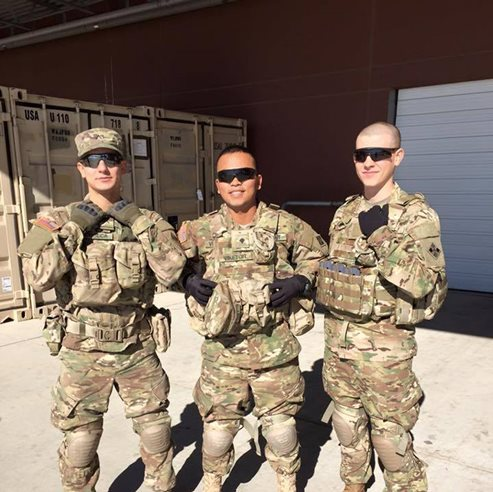 หนุ่มไทยเล่าประสบการณ์เป็นทหารในอเมริกา