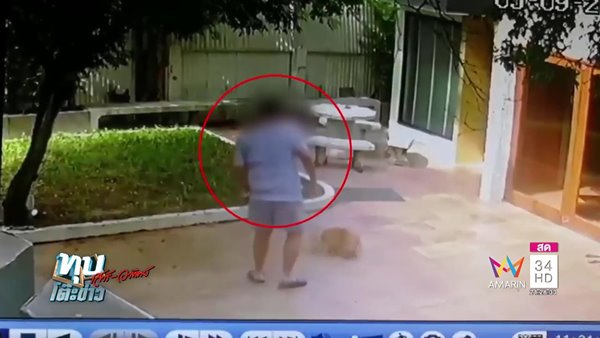 นักศึกษาแพทย์ฆ่าหมาเอาประกัน