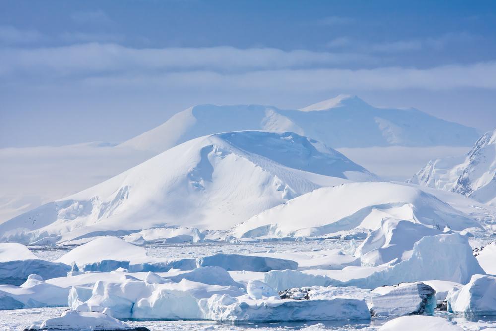 อุณหภูมิขั้วโลกใต้ทุบสถิติหนาวสุดในโลกที่ -94.7 องศา
