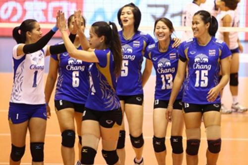 ทีมวอลเลย์บอลหญิงไทย
