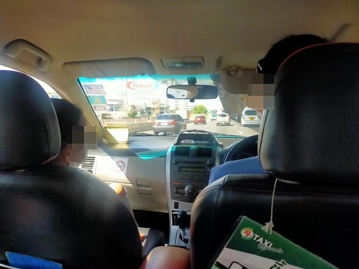 แท็กซี่โกง