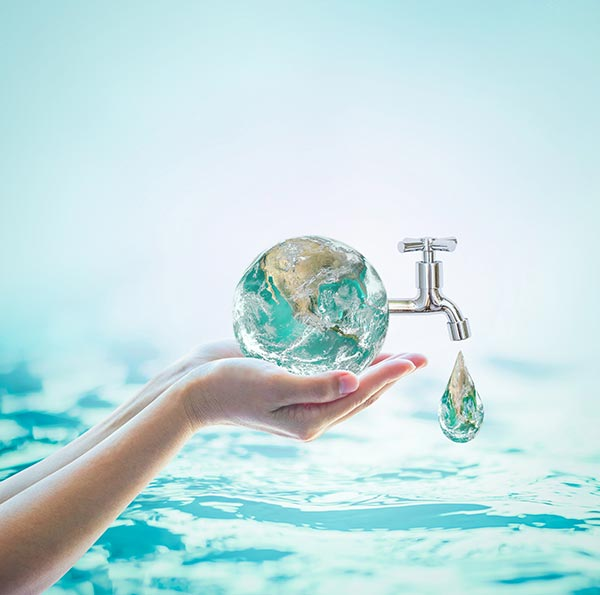 22 world water day for Lavavajillas no calienta el agua