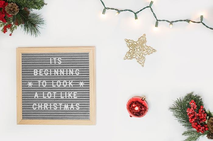 คำอวยพรวันคริสต์มาส