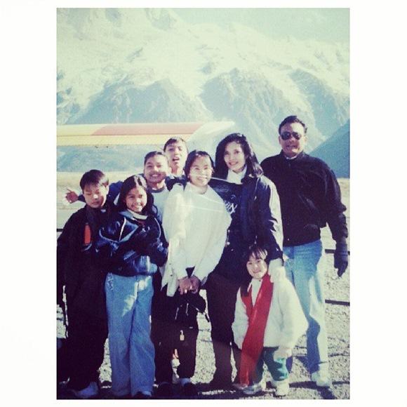 ครอบครัวสุเทพ เทือกสุบรรณ