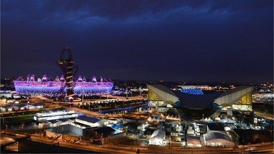 คลิปภาพพิธีเปิดโอลิมปิก 2012