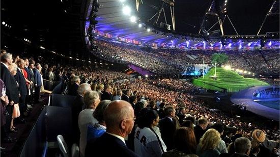 คลิปพิธีเปิดโอลิมปิก 2012 ลอนดอนเกมส์ 27 july
