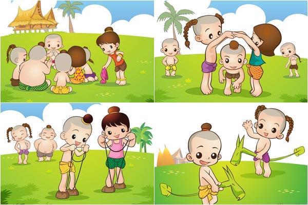การละเล่นของไทย