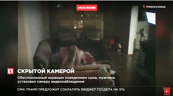 мужик установил скрытую камеру и поймал жену с любовником