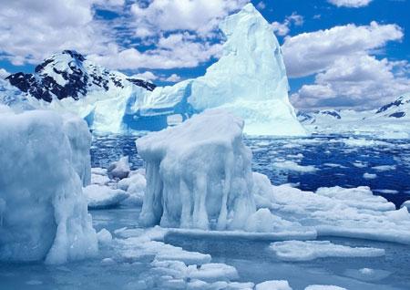 นักวิทย์เผยน้ำแข็งขั้วโลกละลายเร็วขึ้น 3 เท่า จาก 20 ปีก่อน