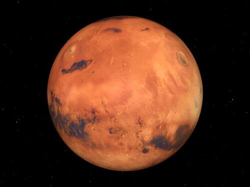 ดาวอังคาร (Mars)