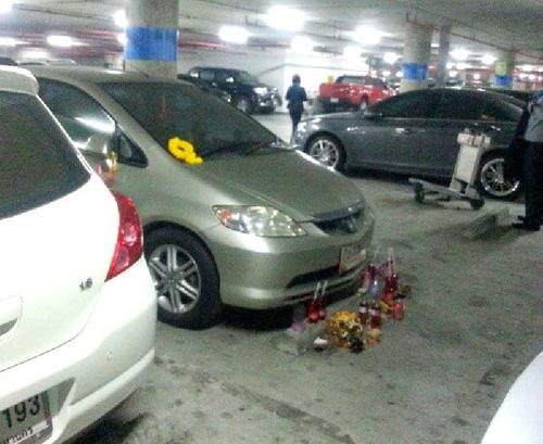 สุวรรณภูมิ ยัน รถลือผีสิงเป็นรถที่ถูกขโมย-ส่งมอบให้ตำรวจแล้ว