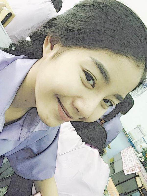 น้องจูน รปภ. สาวสวยพาร์ทไทม์