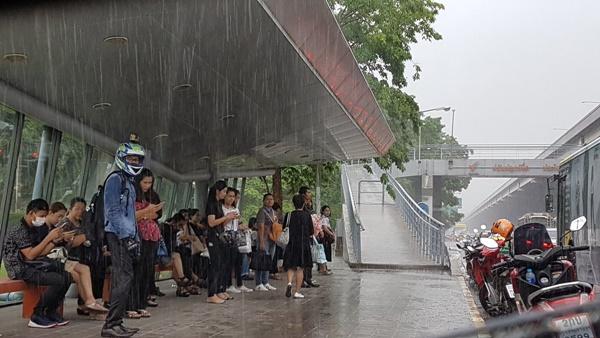 ฝนตกหนัก