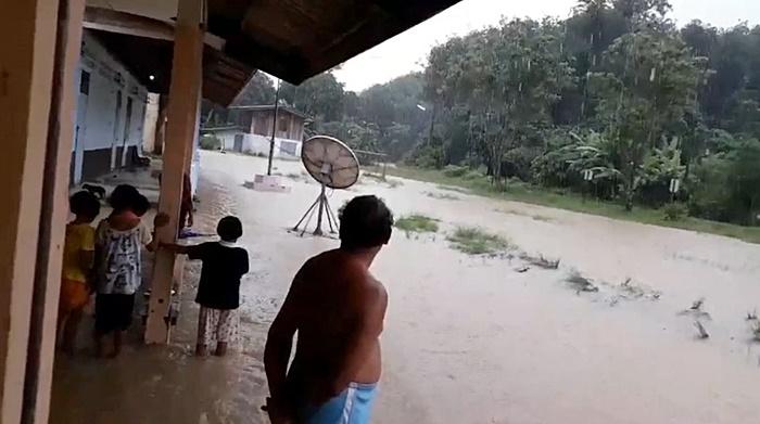 น้ำท่วมภาคใต้