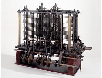 เครื่องวิเคราะห์ (Analytical Engine)