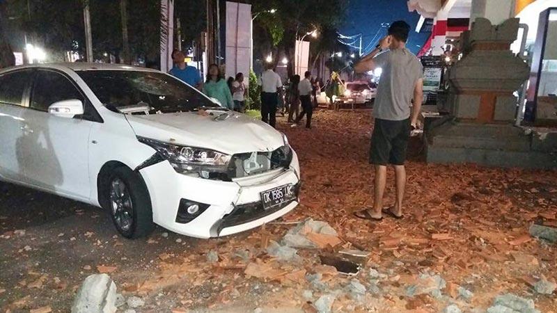 แผ่นดินไหวอินโดนีเซีย