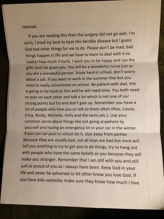จดหมายจากแม่