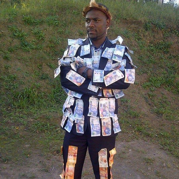 เอาเงินมาทำเสื้อ