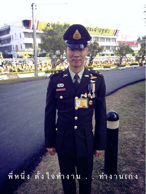 ชีวิตรักกับทหาร