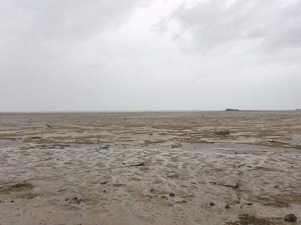 น้ำทะเลแห้ง