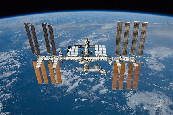 สถานีอวกาศนานาชาติ (ISS)