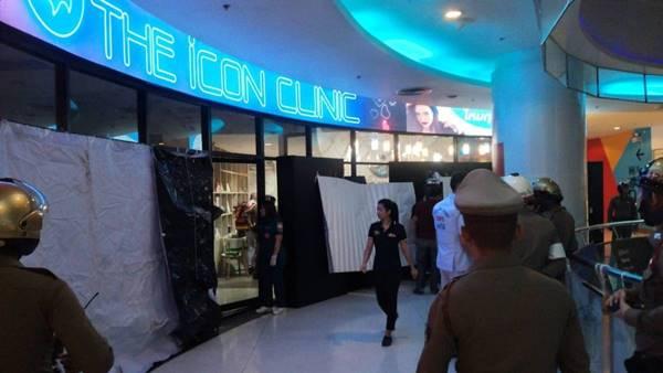 คนก่อเหตุยิงกัน กลางห้างเซ็นจูรี่ พลาซ่า