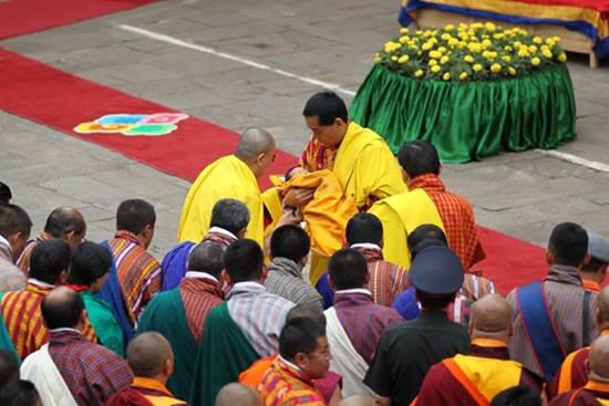 ภูฏานเฉลิมพระนามพระโอรสองค์น้อยแล้ว