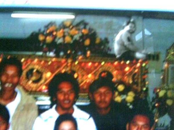 10 ภาพกดติดวิญญาณ สุดหลอน.. ที่เกิดในประเทศไทย