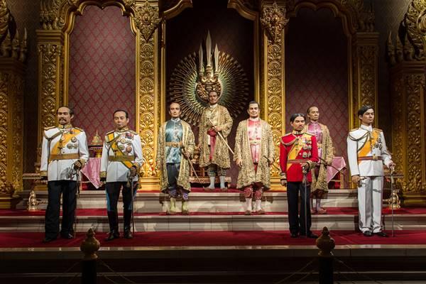 แผนผังลำดับการสืบราชสันตติวงศ์ พระมหากษัตริย์ไทยแห่งราชวงศ์จักรี