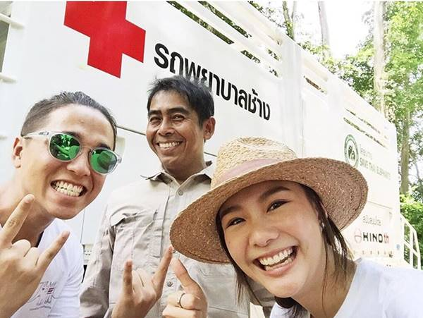 เปิดตัว รถพยาบาลช้าง คันแรกของโลก อีกก้าวสำคัญในการช่วยเหลือช้างไทย
