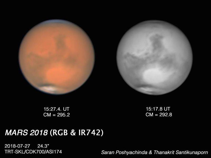 3 ปรากฏการณ์ดาราศาสตร์
