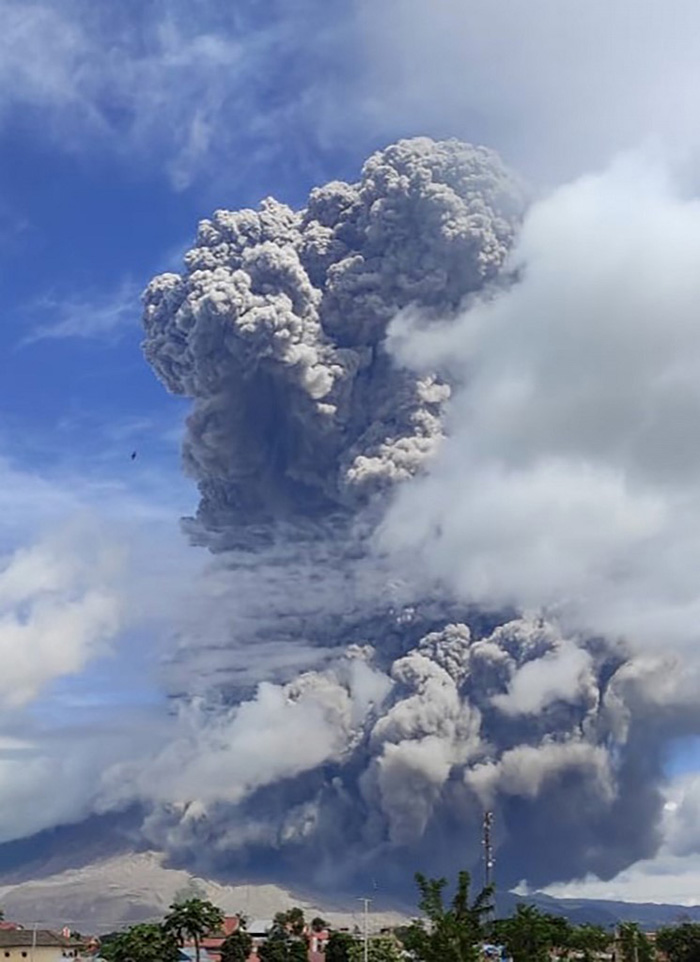 ภูเขาไฟซินาบุง