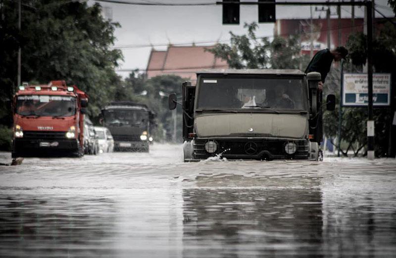 น้ำท่วมอุบล